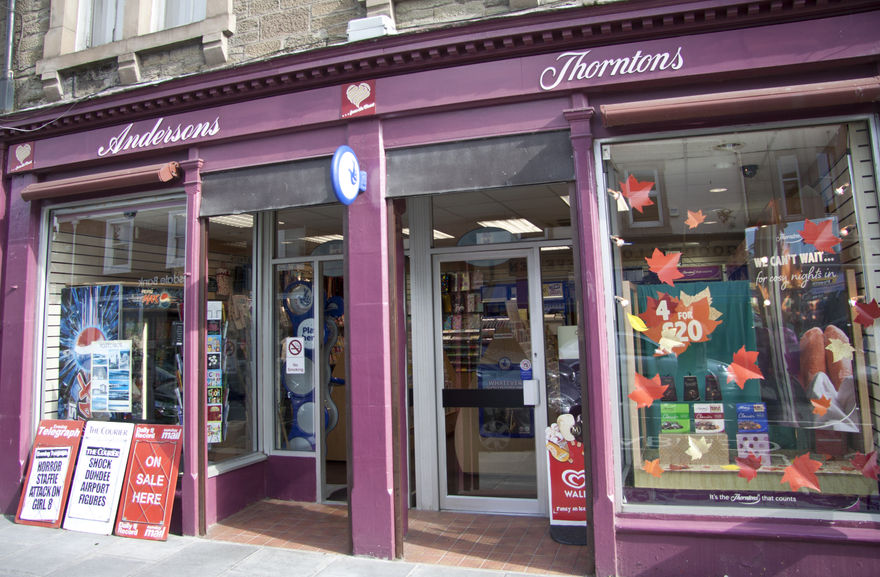 Thorntons & Andersons