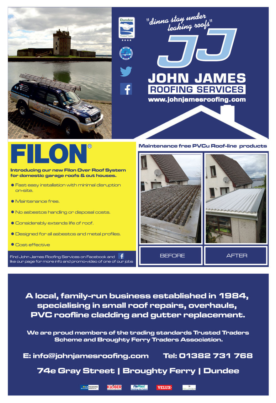 John James Roofing Services