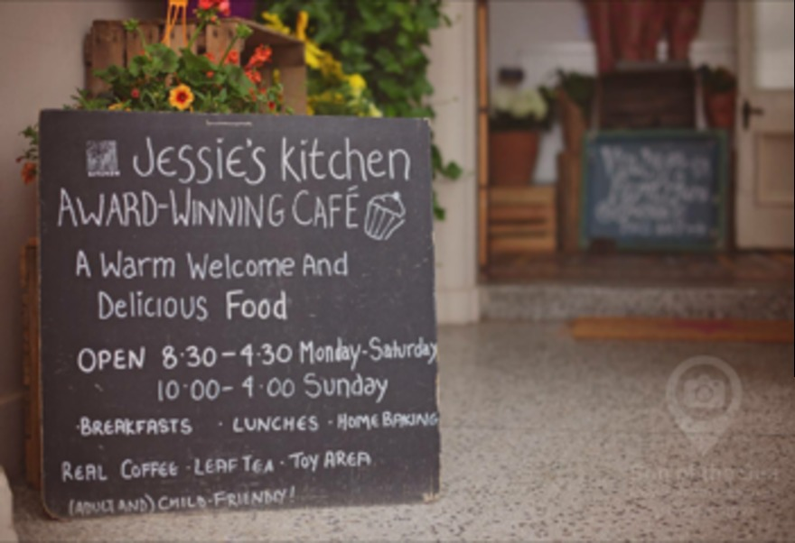 Jessie S Kitchen Come To Broughty
