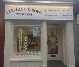 Clelland & Boyd Opticians