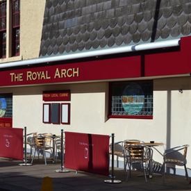 The Royal Arch Tavern, Bar & Bistro