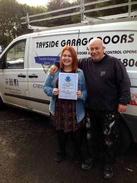 Tayside Garage Doors Ltd