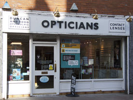 Duncan and Todd Opticians