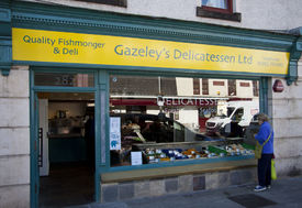 GAZELEY'S DELICATESSEN