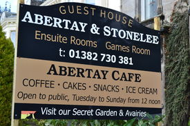 Abertay/Stonelee Guest House